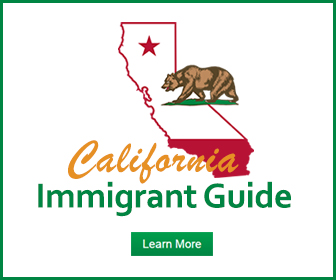 California Immigrant guide