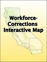 Workforce corrections partnership map
