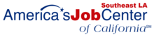 America's Job Center of California - Southeast Los Angeles logo