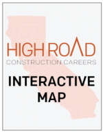 high road construction careers regional map