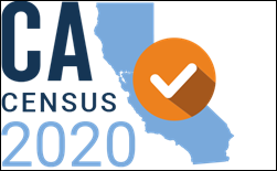 California Census website