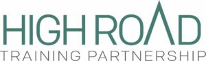 High Road Training Partnership logo