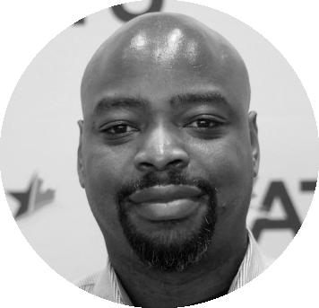 Jamaine Gibson Headshot