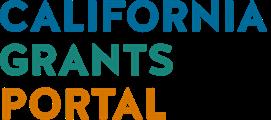 California Grants Portal Logo